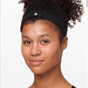 Black Lululemon Headband